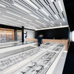 La SHED Architecture separates eye clinic into light and dark zones