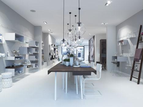 Rosenthal München showroom