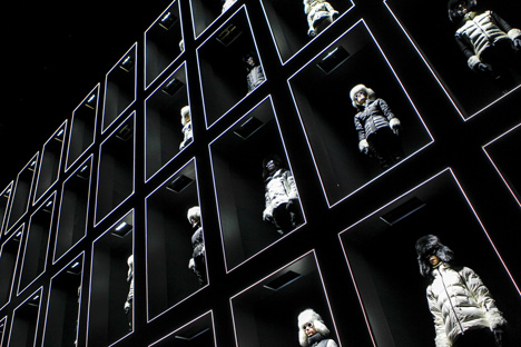 Moncler Autumn Winter 2014 presentation_dezeen_7