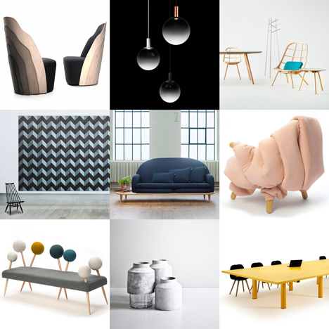 New Pinterest board | Stockholm design week | Dezeen