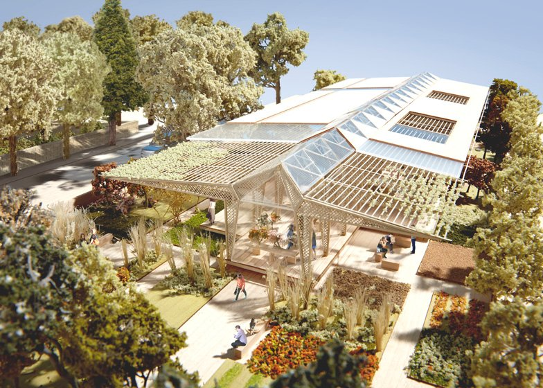 Norman Foster designs Maggie's Centre for Manchester