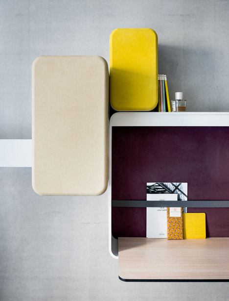 Okko hotel interior by patrick norguet with en suites for Hotel design grenoble