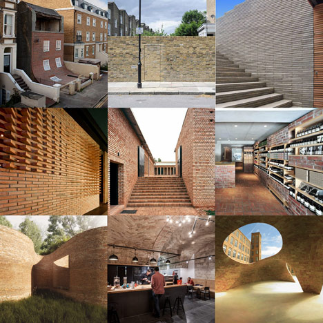 New Pinterest board | brick architecture | dezeen