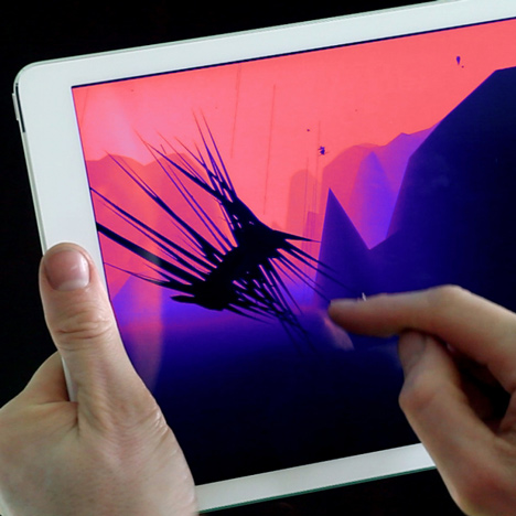 "Augmented reality app by Universal Everything creates ""immersive world"" for Radiohead's music"
