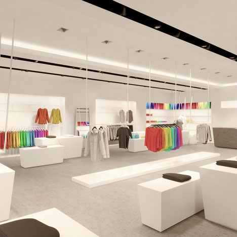 Research analysing shoppers' brains waves will usher in a new era of shop lighting