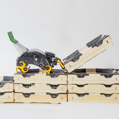 Robotic termites