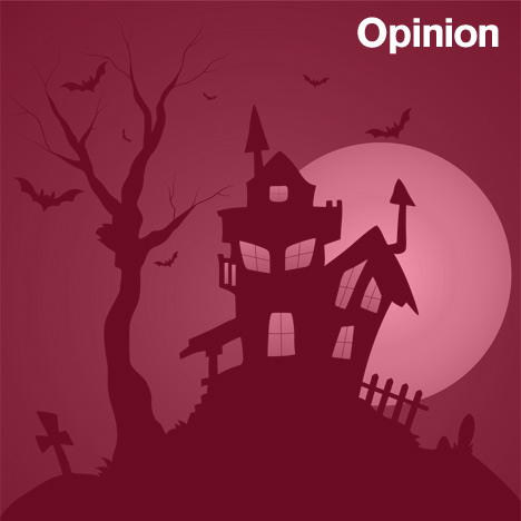 Sam Jacob opinion haunted house