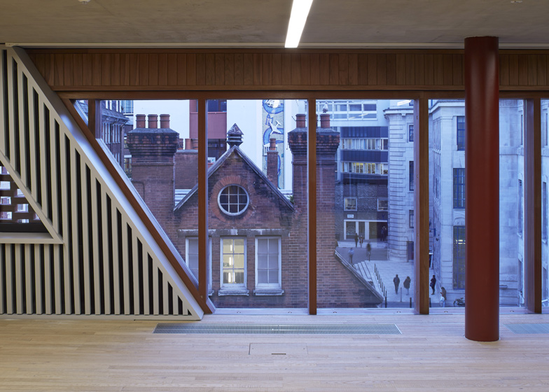 ODonnell + Tuomey complete faceted brickstudent centre at London School of Economics - harry - 哈梨见竹视雾所
