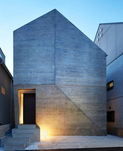 Shirokane House by MDS