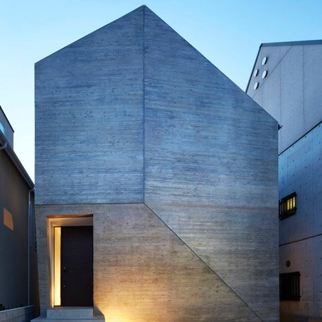 Shirokane House by MDS_dezeen_1sq