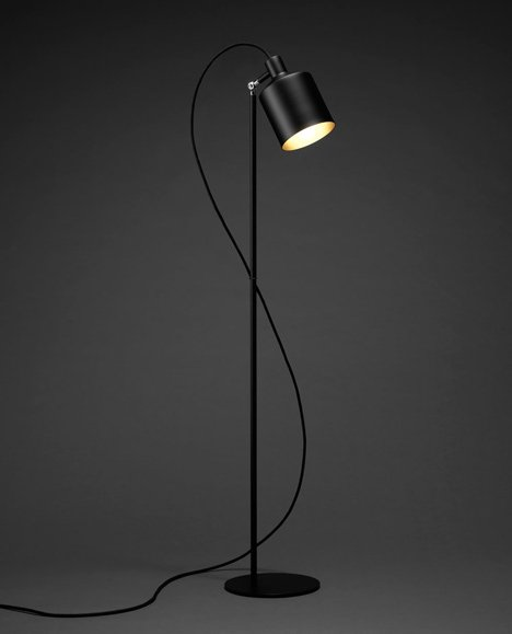 Silo lamp collection by Note Design Studio for Zero