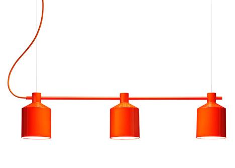 Silo lamp collection by Note Design Studio for Zero