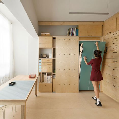 10 most popular interiors on dezeen in 2014