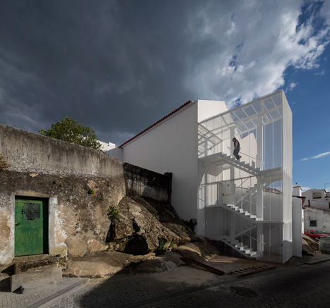 Tapestry Museum in Arraiolos by CVDB Arquitectos