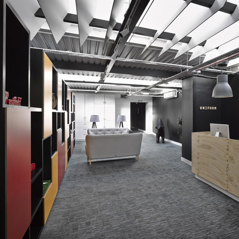 Liverpool warehouse converted into offices by Snook Architects