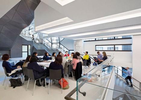 University Center, The New School by SOM