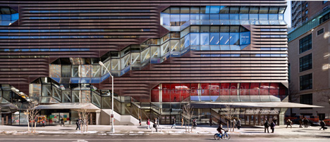 University Center, The New School by SOM