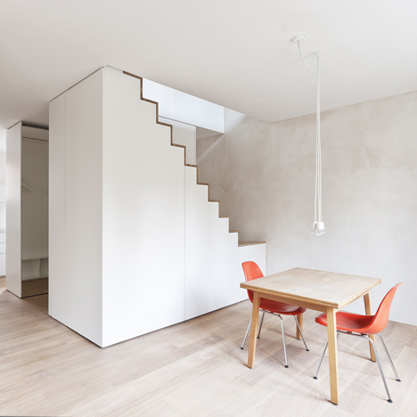 Von M modernises three apartments<br /> inside a Stuttgart apartment block