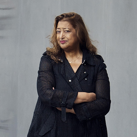 "Preventing migrant deaths at Qatar stadium site ""not my duty as an architect"" says Zaha Hadid"