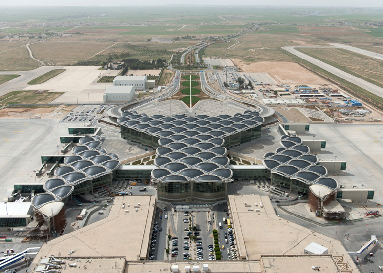7: Queen Alia International Airportby Foster + Partners