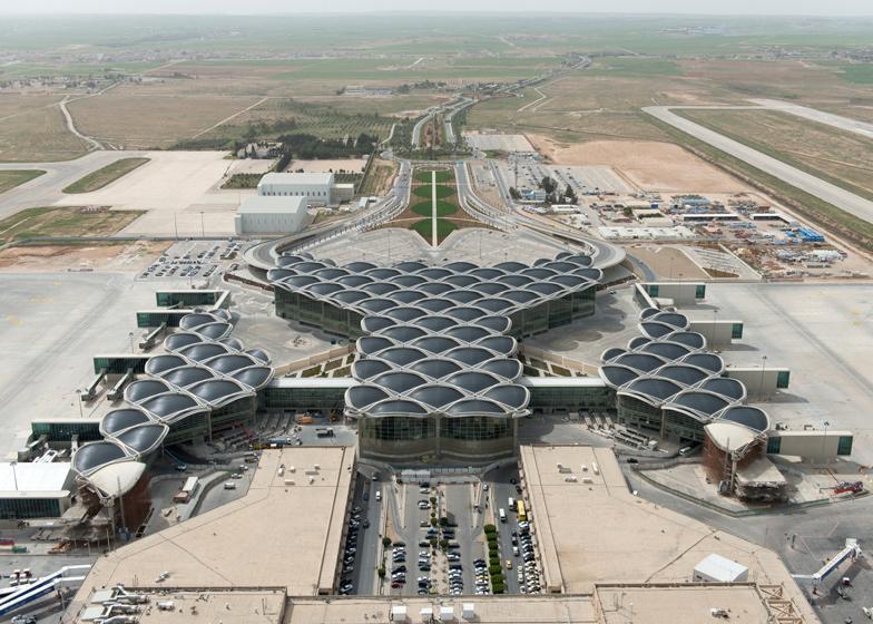 Special feature: ten amazing airport designs