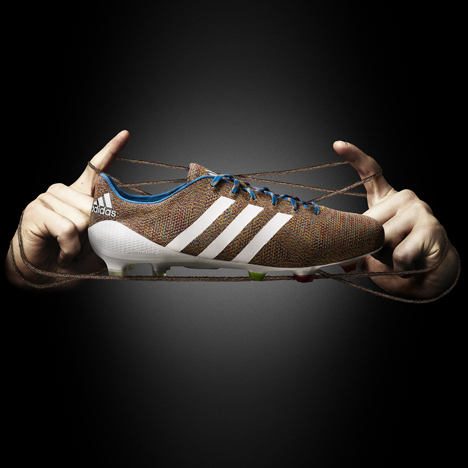 360f50b81208e World s first knitted football boot announced by Adidas