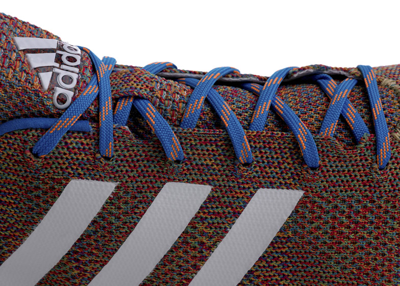 World's first knitted football boot announced by Adidas
