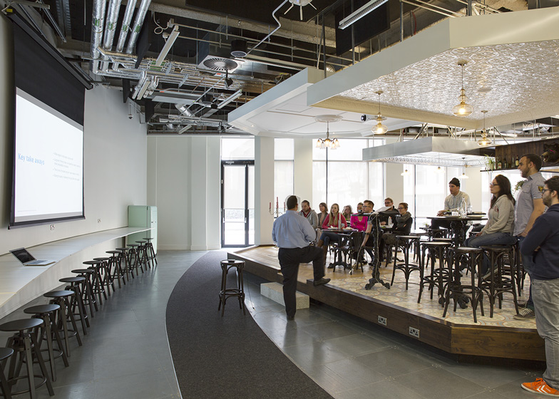 2 of 20 airbnb office in dublin resembles an irish pub airbnb office 6 google san