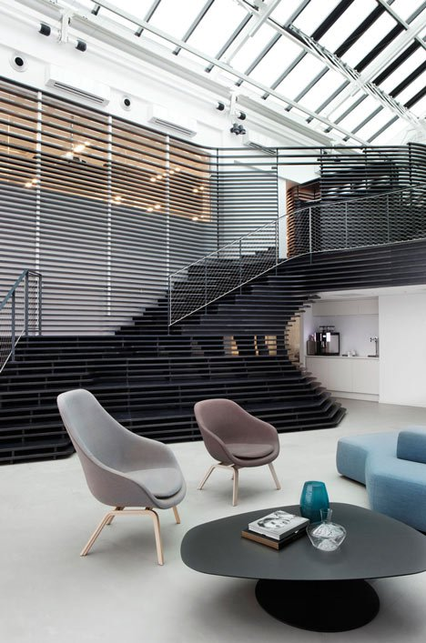 Arkwright offices by Haptic