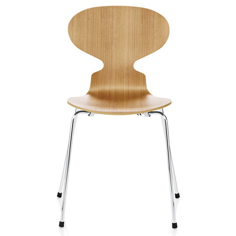 Ant chair by Arne Jacobsen, 1952, produced by Republic of Fritz Hansen