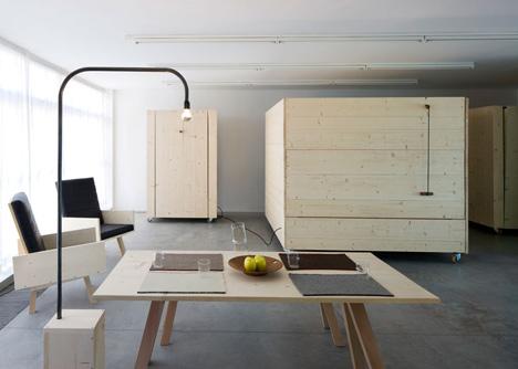 Atelierhouse by Studio Harry Thaler