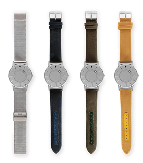 Bradley Timepieces by Eone at Dezeen Watch Store