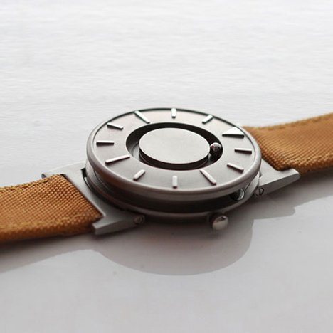 The Bradley timepiece for blind people proves inclusive design has wide appeal