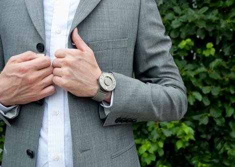 Bradley Timepiece by Eone