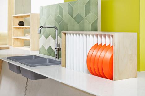 Caeserstone kitchen and bathroom installation by Raw Edges