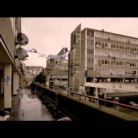 Channel 4 attacked over insulting advert shot on Brutalist housing estate