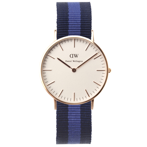 Classic Swansea Lady by Daniel Wellington
