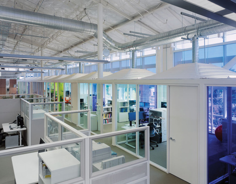 google office cubicles. clive wilkinson interview about office design google cubicles dezeen