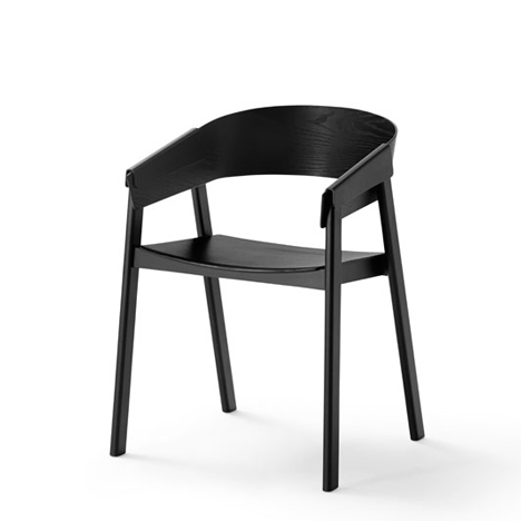 Cover chair by Thomas Bentzen for Muuto