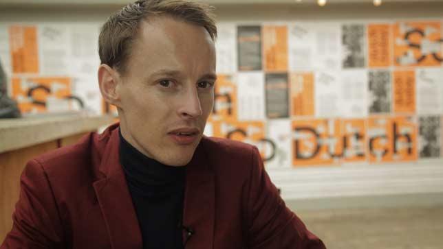 Daan Roosegaarde at SXSW
