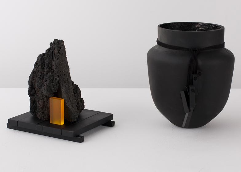 Salina and Alicudi vases