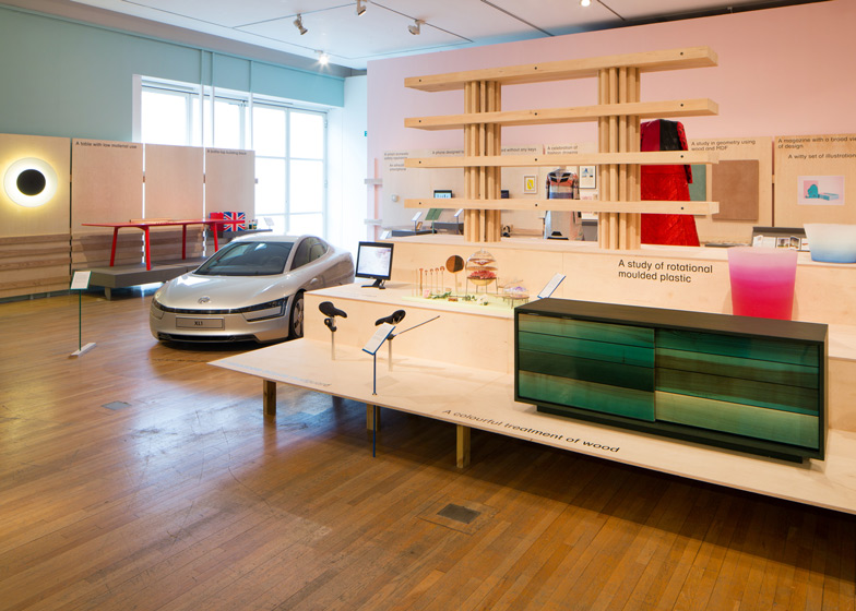 Designs of the Year 2014 exhibition at London's Design Museum