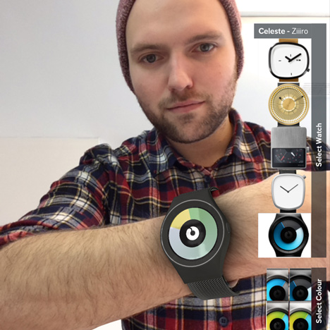 Dezeen Watch Store brings augmented reality pop-up shop to Hackney House Austin 2014