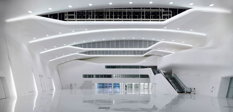 Dongdaemun Design Park and Plaza by Zaha Hadid