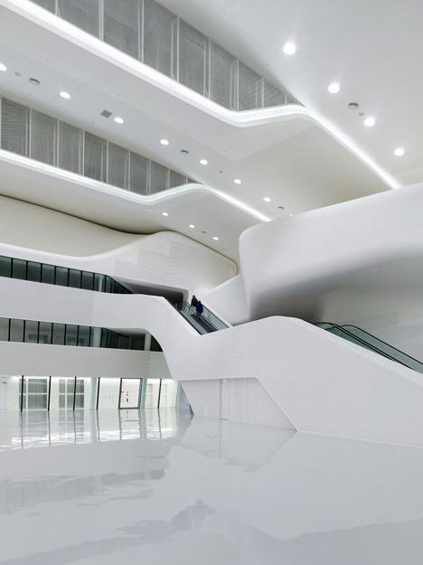 Dongdaemun Design Park and Plaza by Zaha Hadid