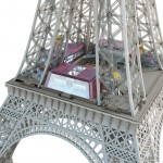 Eiffel Tower's first-floor overhaul nears completion