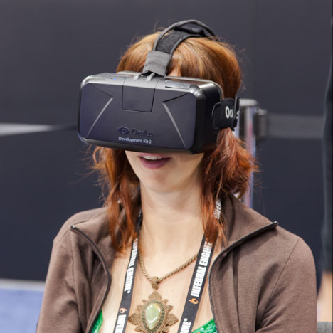 Facebook invests in virtual reality with Oculus