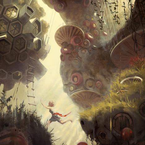 Fantasy Art Mind Rot