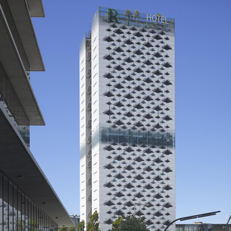 Fira Renaissance Hotel in Barcelona by Jean Nouvel | architecture | dezeen