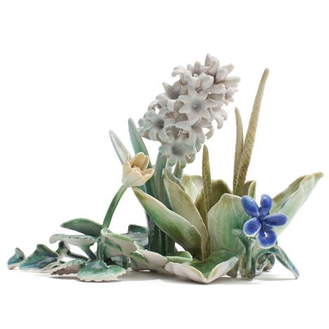 Flower Arrangement by Marianne Neilsen in Mindcraft 204 Milan